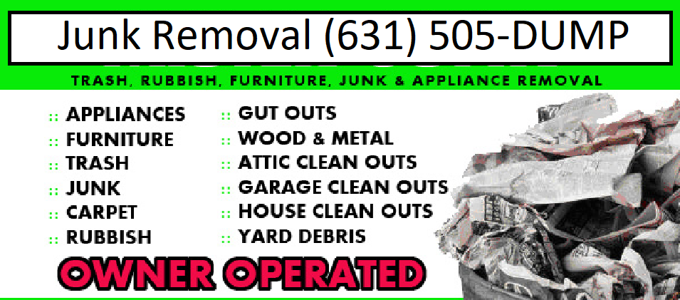 Estate Clean Outs Long Island Junk, Furniture Removal Long Island