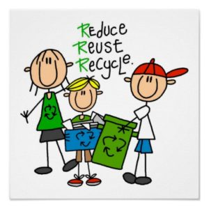 Junk Removal Recycle, Reduce, Reuse